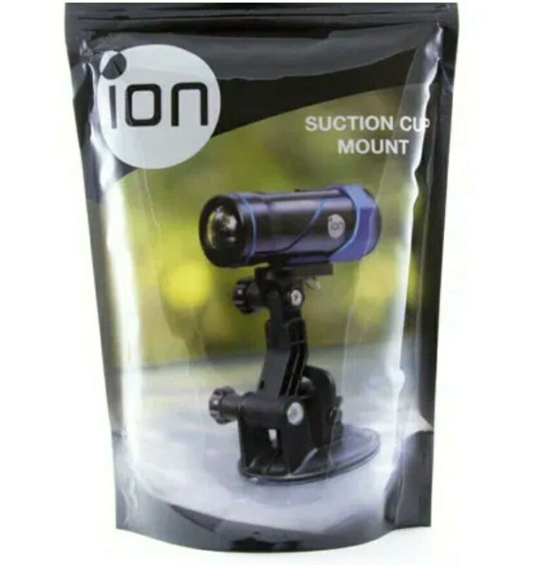*NEW* iON SUCTION CUP MOUNT BLACK- 5011
