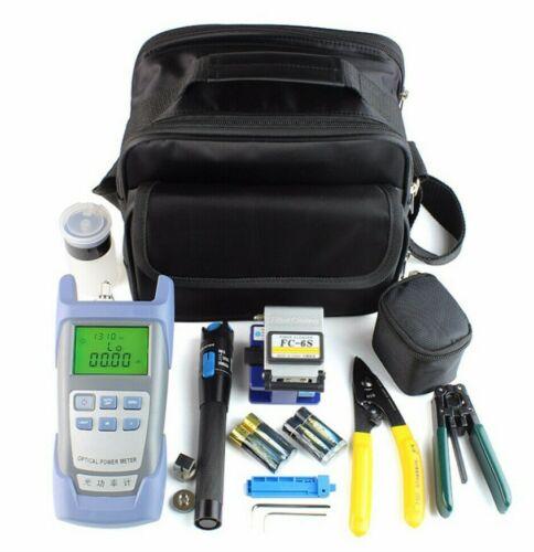 fiber optic tool kits FTTH optic fiber cleaver FC-6S cleaver