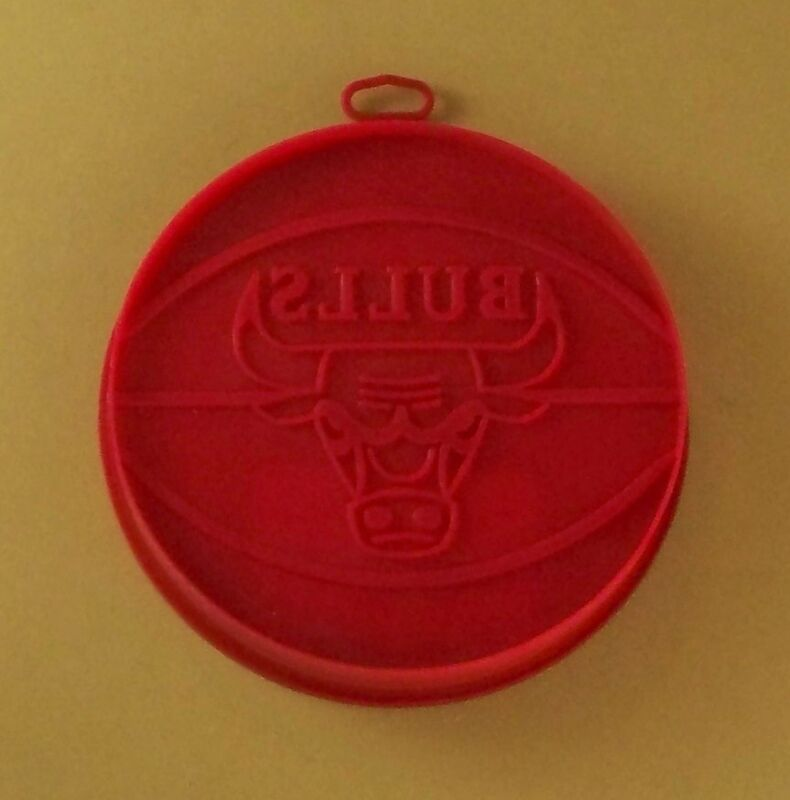 CHICAGO BULLS Cookie Cutter NBA Football Fan Sports Perfect for Cookie Painting