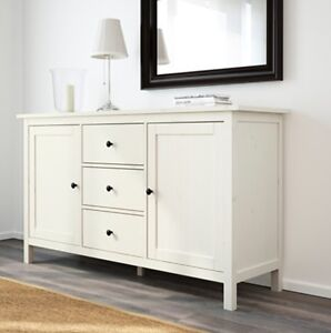 Wanted - White Hemnes Sideboard Sydney City Inner Sydney Preview