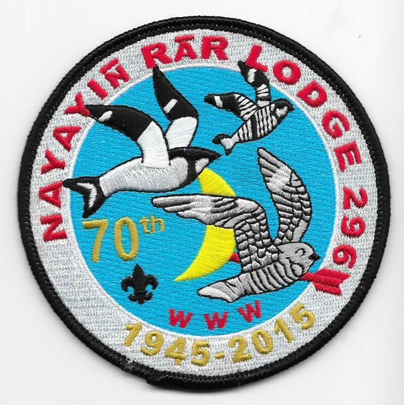 R8 Nayawin Rar Lodge 296 Tuscarora Council North Carolina Boy Scout BSA