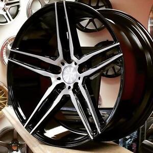 @Zracing 905673282 $1100 + tax Niche TURIN 19x8.5 19x9.5 5x114.3  Rims for Lexus Hyundai Genesis Infinity Honda Mustang