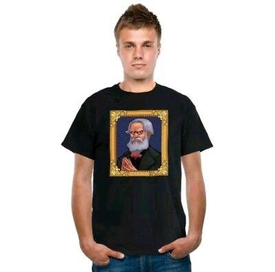 Digital Dudz Adult Black Haunted Mansion Digital T Shirt Halloween Costume L