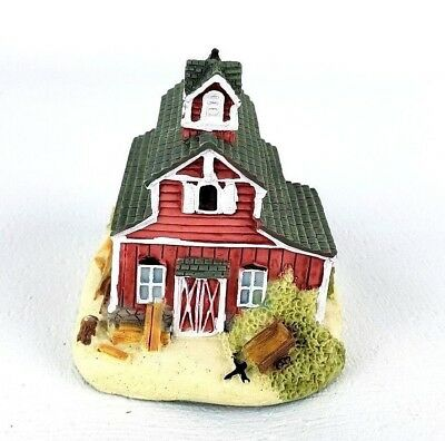 Liberty Falls Timberline Lumber House The Americana Collection 3 In. Tall AH101