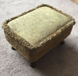sherborne shabby chic foot stool