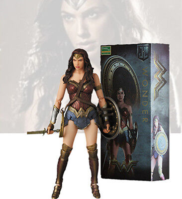 DC Comics Batman vs. Superman MAFEX  Wonder Woman Action Figure! toy