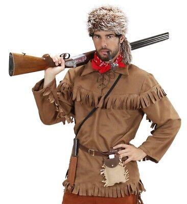 TRAPPER Jäger Gr.  XL Herren Kostüm Scout - Scout Kostüme