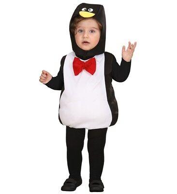 �M, Kinder Gr. 80-86. 1-2 Jahre, Karneval 1895 (Pinguin Kostüm Kinder)