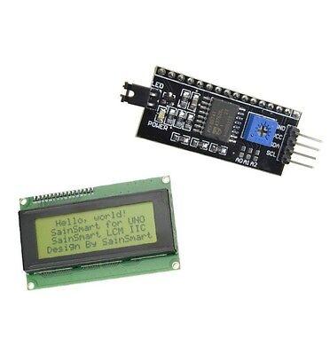 20x4 Lcd 2004 Character Display Iici2ctwispi Serial Interface Board Module