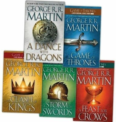 Game of Thrones Books ⚡Email Delivery ⚡