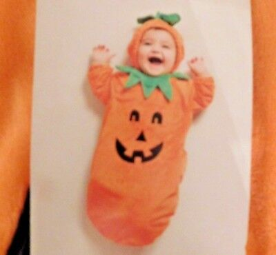Infant Halloween Costume Size (0-6 months) & (6-12 months)
