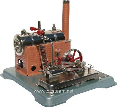 Jensen Model 75 Live Steam Engine