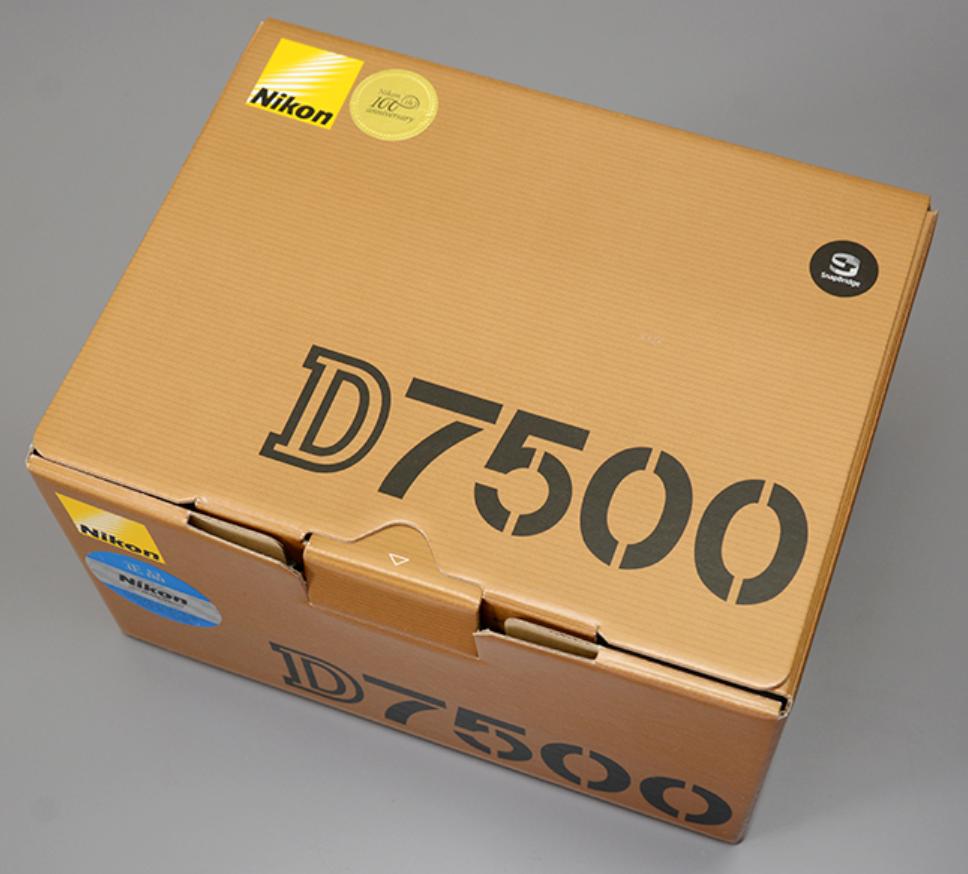 как выглядит Nikon D7500 Digital SLR Camera Body Only фото