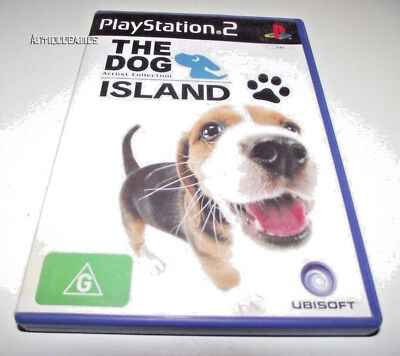 The Dog Island PS2 PAL *Complete*