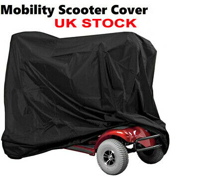 210D Mobility Scooter Storage Cover Heavy Duty Rain Dust UV Protector Waterproof