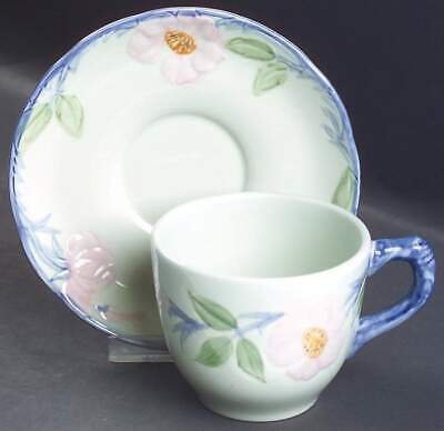 Twilight Rose Cup (Franciscan TWILIGHT ROSE Cup & Saucer 142302)