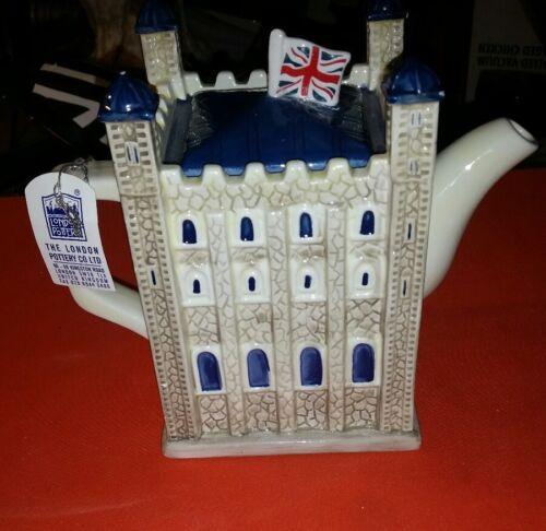 Amazing New London Pottery Co. Teapot By David Birch