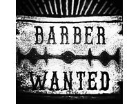 Looking for full time barber