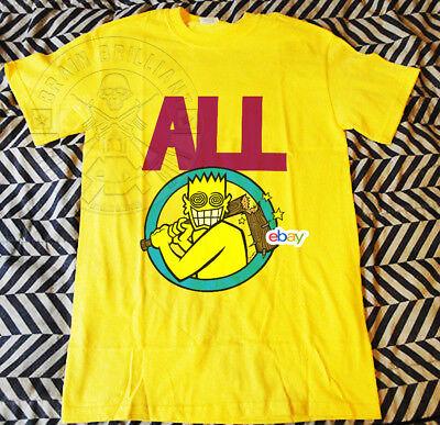 Pop Punk Merchandise ALL / Descendents - Allroy Broken Bat Tee Shirt Gildan