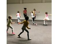 Dance class for kids