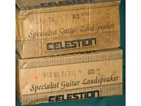 Celestion V12-60 Silver Series Speakers