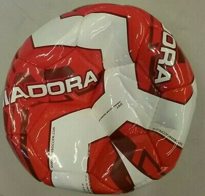 03257a16f4a Diadora Unisex Coppa Soft Match Soccer Ball RED 4