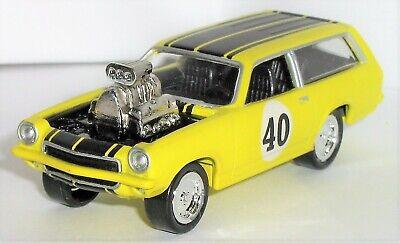 Blown 1972 72 CHEVROLET / CHEVY / VEGA WAGON / Diecast Compact Car FREE -