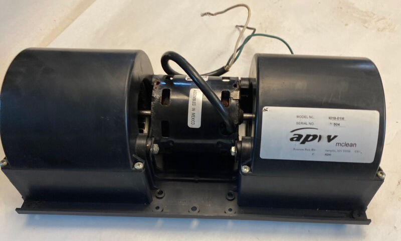 MCLEAN 4019-01M Air Conditioning Blower 115V