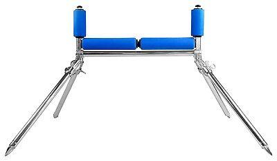 Medium Padded Pole Fishing Roller Freestanding & Folding