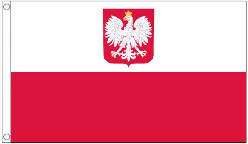 Poland State Eagle 8