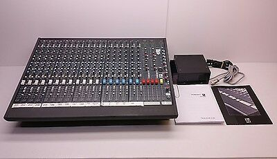 NICE COMPLETE Soundcraft K1 Professional Multi Channel Mixer Mixing Desk Console