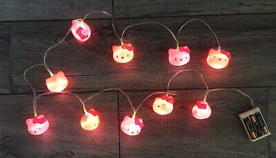 Hello Kitty String Of Lights