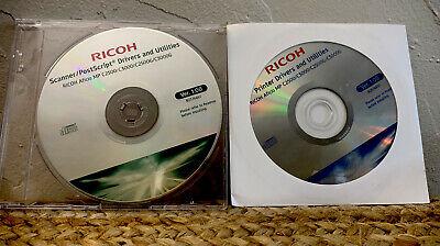 Ricoh Printer Scanner Drivers Aficio Mp C2500 C2500g C3000g Disk Utilities