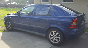 Holden astra 2003 Rochedale South Brisbane South East Preview