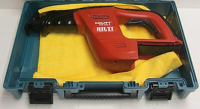 Hilti Wsr 650-a W Free Case Great Condition Strong Durable Fast Shipping