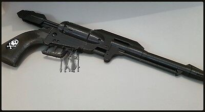 Cosmo Dragoon - Capitan Harlock 3D print cosplay gun - stampa 3D