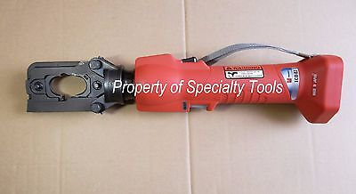 Huskie Eco-ez 558at Hydraulic Battery Crimper Tool W O X Dies Panduit Ct-3001