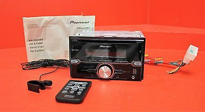 Pioneer FH-X720BT 2-Din USB/MP3/CD Receiver In Dash Receiver