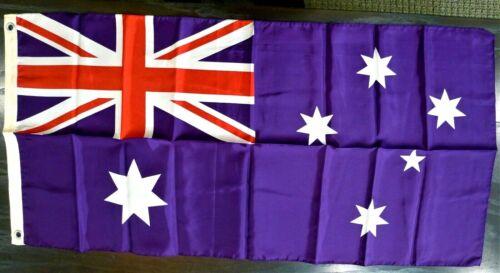 Vintage 1987-88 BSA  Boy Scouts Australia World Jamboree Mondial Flag NOS