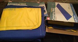2 X Quality Air Mattress Water Sleep Camp Floor Sleep Mat