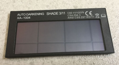 Auto Darkening 108x51 shade 3/11 Filter Auto Adjustable Screen Welding