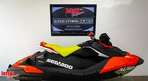 Jetski Sea-Doo Spark TRIXX 2020 DEMO jet ski & Trailer Ashmore Gold Coast City Preview
