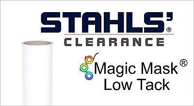 Stahls Magic Mask Low Tack Heat Transfer Tape - 30 X 25 Yards