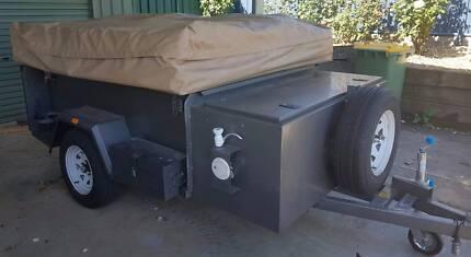 oztrail camper trailer