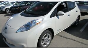 2015 Nissan Leaf all electric, navigation, heated seats