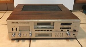 Vintage 1980 Realistic STA-2200 Stereo Receiver Amplifier