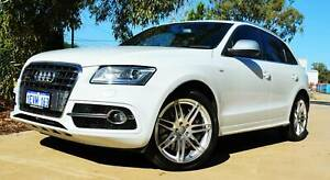 2013 Audi SQ5 3.0 TDI QUATTRO Automatic SUV Maddington Gosnells Area Preview