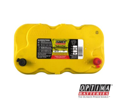 "OPTIMA ""D27F"" YELLOW TOP DEEP CYCLE BATTERY Welshpool Canning Area Preview"