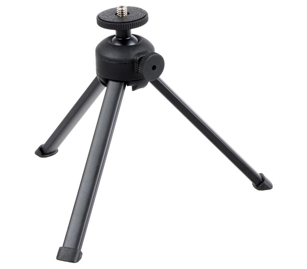 Kleines Dreibeinstativ Tischstativ für Kompaktkameras JUSINO SM-101