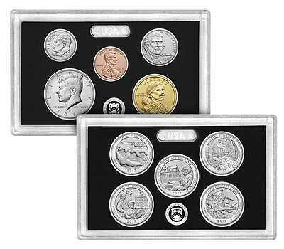 2017-S US MINT Enhanced Uncirculated 10-Coin Set (W/Box & -